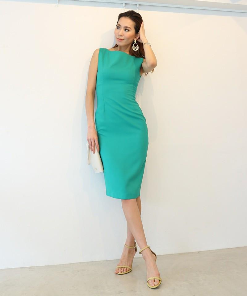 レディサマータイトドレス