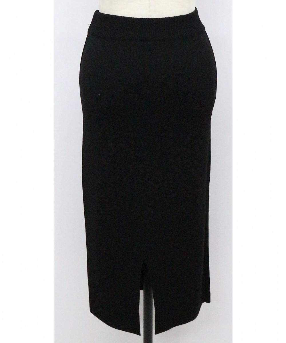 サマーミディアムニットスカート