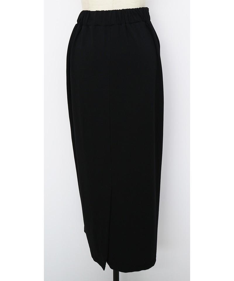 ツイストカットロングスカート